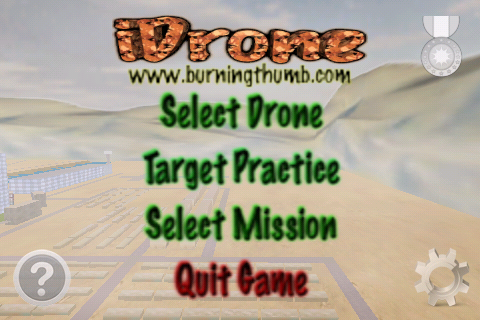 Screenshot iDrone
