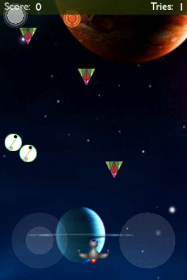 Screenshot Alien Defense Lite