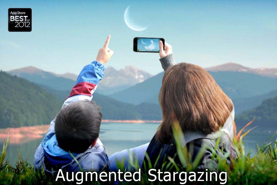 Star Walk - 5 stars astronomy guide - Educational App
